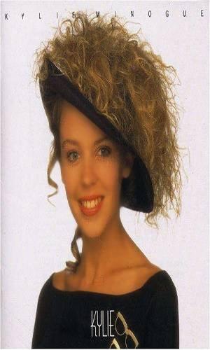KYLIE MINOGUE - Kylie (1989) - Cassette Tape