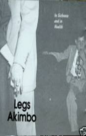 LEGS AKIMBO - In Sickness And In Health (1997) - Cassette Tape
