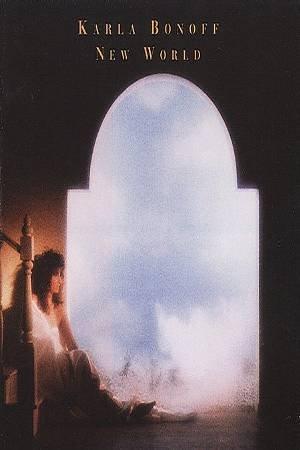 KARLA BONOFF - New World (1988) - Cassette Tape