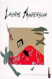 LAURIE ANDERSON - Mister Heartbreak (1983) - Cassette Tape