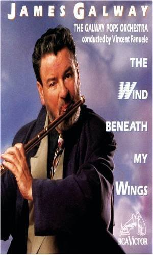 JAMES GALWAY - The Wind Beneath My Wings (1991) - Cassette Tape