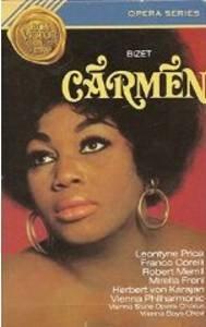 BIZET - Carmen (1992) - Cassette tape
