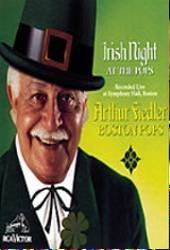 ARTHUR FIEDLER / BOSTON POPS - Irish Night At The Pops (1991) - Cassette Tape