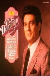 PLACIDO DOMINGO - Viva Domingo (1979) - Cassette Tape