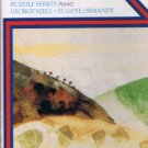 MOZART - Piano Concertos No 20 & 27 / Serkin, Ormandy, Szell (1987) - Cassette Tape