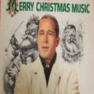 PERRY COMO - Sings Merry Christmas Music (1985) - Cassette Tape
