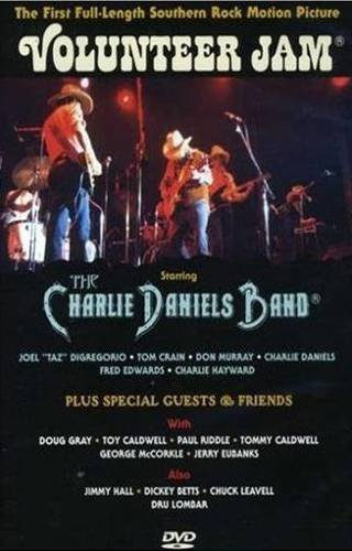 THE CHARLIE DANIELS BAND - Volunteer Jam (2007) - DVD