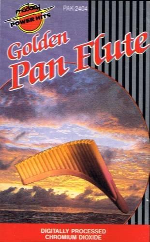 GOLDEN PAN FLUTE - Cassette Tape