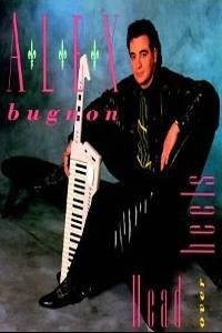 ALEX BUGNON - Head Over Heels (1990) - Cassette Tape