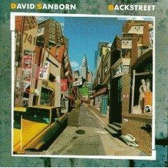 DAVID SANBORN - Backstreet (1987) - Cassette Tape