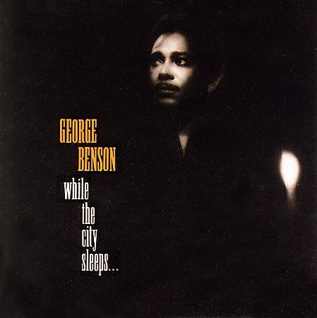 GEORGE BENSON - While The City Sleeps (1986) - Cassette Tape