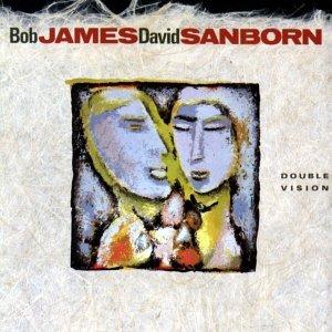 BOB JAMES / DAVID SANBORN - Double Vision (1986) - Cassette Tape
