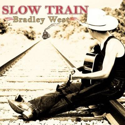 BRADLEY WEST - Slow Train (2007) - CD