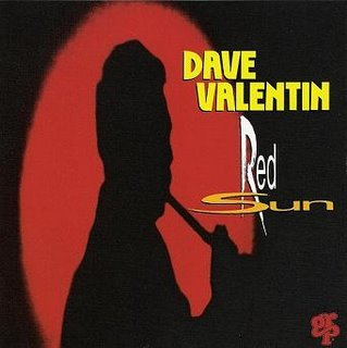 DAVE VALENTIN - Red Sun (1993) - CD