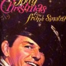 FRANK SINATRA - A Jolly Christmas From Frank Sinatra (1985) - Cassette Tape