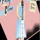 PATSY CLINE - Live At the Opry (1988) - Cassette Tape