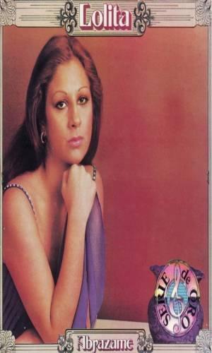 LOLITA - Abrazame (1986) - Cassette Tape
