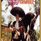 VICENTE FERNANDEZ - La Muerte De Un Gallero (1980) - Cassette Tape