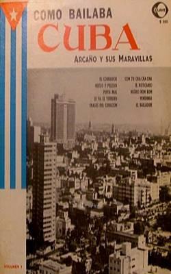 CHEO BELEN PUIG / TRIO MATAMOROS / VIOLINES DE PEGO - Como Bailaba Cuba (1985) - Cassette Tape