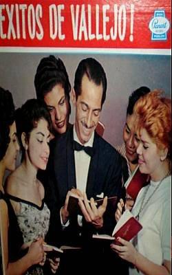 ORLANDO VALLEJO - Exitos De Vallejo (1960) - Cassette Tape