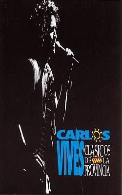 CARLOS VIVES - Clasicos De La Provincia (1993) - Cassette Tape