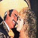 VICENTE FERNANDEZ / VIKKI CARR - Dos Corazones (1987) - Cassette Tape