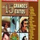 VICENTE FERNANDEZ - Los 15 Grandes Exitos (1980) - LP