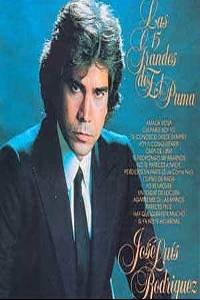 JOSE LUIS RODRIGUEZ - Los 15 Grandes Exitos Del Puma (1989) - Cassette Tape