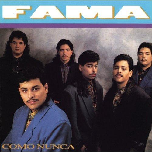 FAMA - Como Nunca (1992) - Cassette Tape