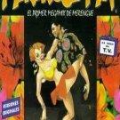 VARIOS ARTISTAS - Merengue Mix (1995) - Cassette Tape