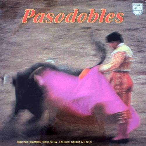 ENGLISH CHAMBER ORCHESTRA - Pasodobles - LP