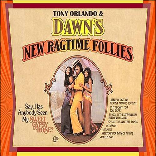 TONY ORLANDO & DAWN - New Ragtime Follies (2005) - CD