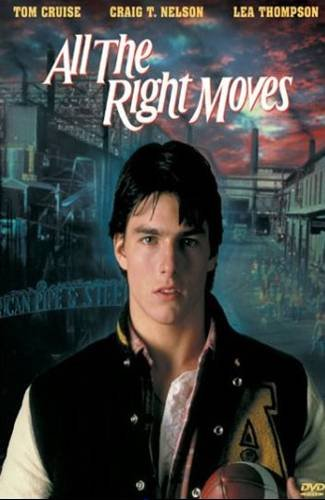 ALL THE RIGHT MOVES (1983) - DVD