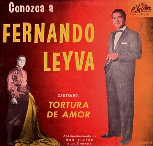 FERNANDO LEYVA - Tortura De Amor - LP