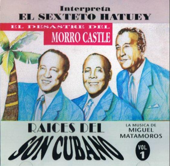 SEXTETO HATUEY - Raices Del Son Cubano Vol. 1 - CD