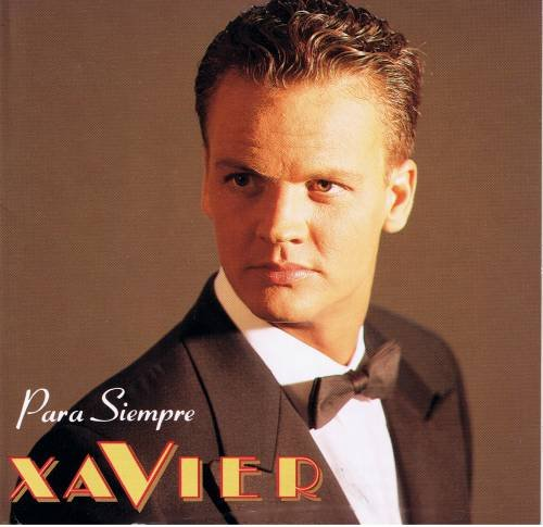 XAVIER - Para Siempre (1992) - CD