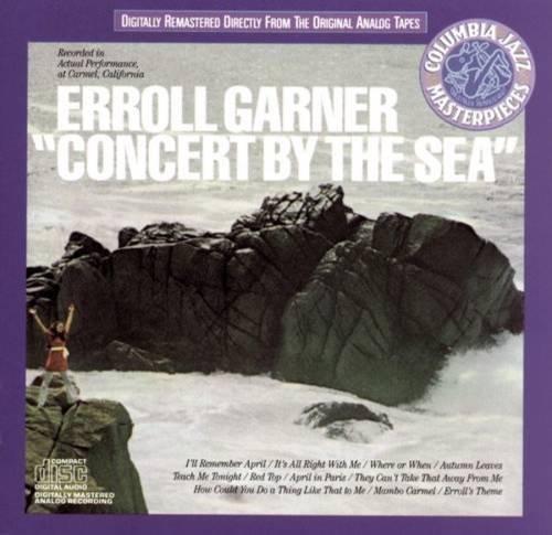 ERROL GARNER - Concert By The Sea - CD