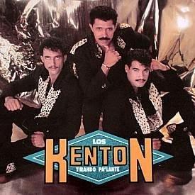 LOS KENTON - Tirando Pa'lante (1992) - CD