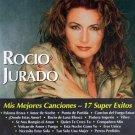 ROCIO JURADO - Mis Mejores Canciones 17 Super Exitos (1993) - CD