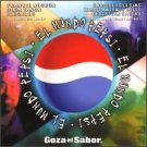 VARIOS ARTISTAS - El Mundo Pepsi: The Latin Compilation of the Year (1999) - CD