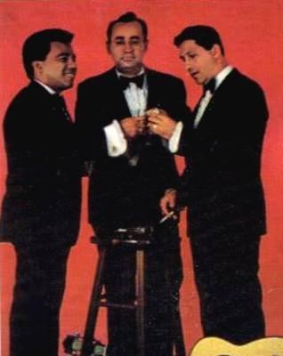 TRIO LOS AZORES - El Ciego - Cassette Tape