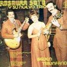 ROSAURA SOTO Y SU TRIO - Siguen Triunfando - Cassette Tape