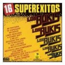 LOS BUKIS - 16 Superexitos (1986) - Cassette Tape