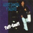 ALBERTO ZAMORA Y TALENTO - Tuff-Enuff (1996) - Cassette Tape