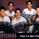 ESPERANZA - Pase Lo Que Pase (1996) - Cassette Tape