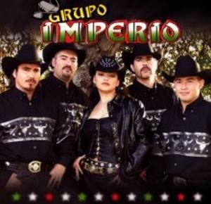 GRUPO IMPERIO - Grupo Imperio (2003) - CD