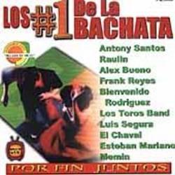 VARIOS ARTISTAS - Los #1 De La Bachata (2000) - CD