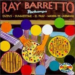 RAY BARRETTO - Pachanga (1995) - CD
