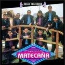 ORQUESTA MANTECAÑA - Que Bueno (1994) - CD