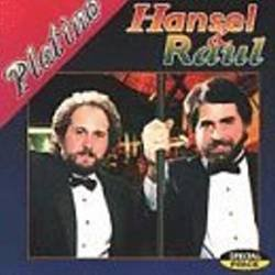 HANSEL Y RAUL - Platino (1995) - CD